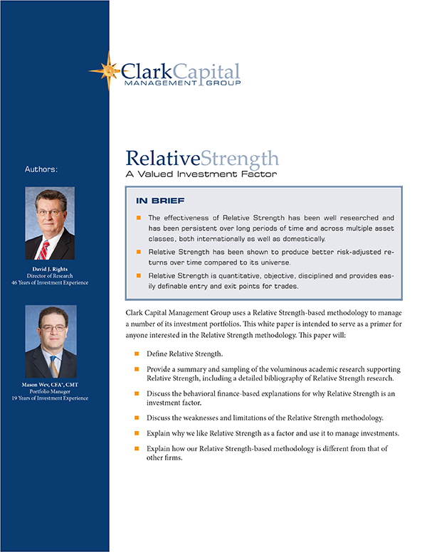 White Paper: Relative Strength